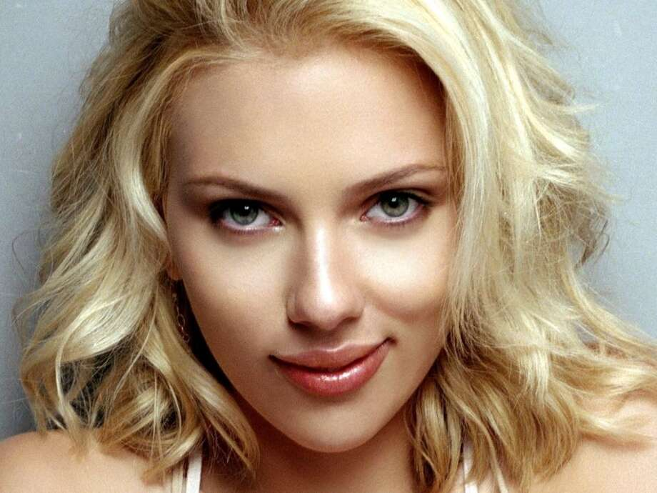 "Scarlett Johanssonwas another celebrity who's been a Calvin Klein model, specifically for the fragrance ""Eternity."""