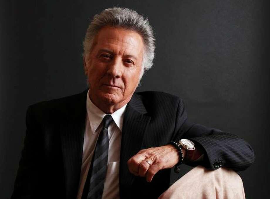Dustin Hoffman Photo: Danny Moloshok, AP / R-MOLOSHOK