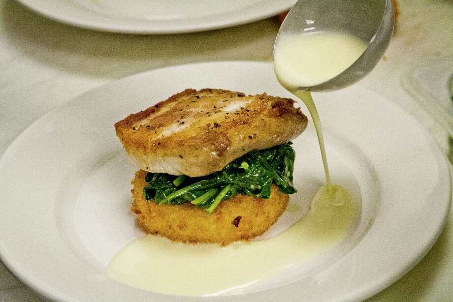 """When chef Sam Ehrlich gets creative, the results are mixed..."" Photo: John Storey, Special To The Chronicle / John Storey"