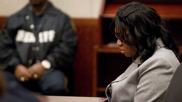 Jessica Tata sits in the courtroom during the closing arguments of the punishment phase of her trial Monday, Nov. 19, 2012, in Houston. Tata was convicted of felony murder in the deaths of four toddlers during a fire at her day care in 2011. Photo: Brett Coomer, . / © 2012 Houston Chronicle