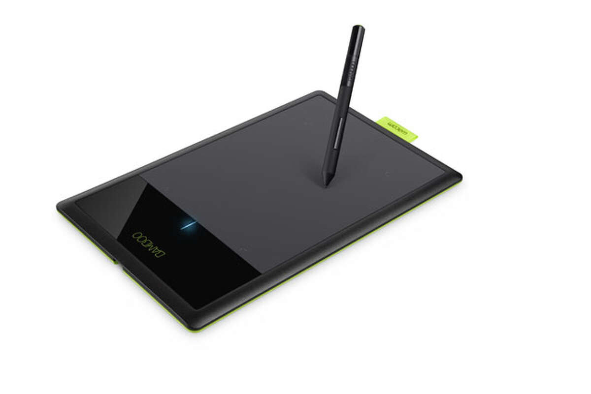 Tech Gifts - Bamboo Splash: This pen and tablet combo is perfect for the artist who's always wanted to jump from paper to computer screen. The Bamboo Splash pen mimics chalks, oils, pencils and watercolors so you can draw, sketch and paint with results comparable to an off-screen canvas. Bamboo Splash includes ArtRage and Autodesk software and runs on PC and Mac. $79.99 at Best Buy.