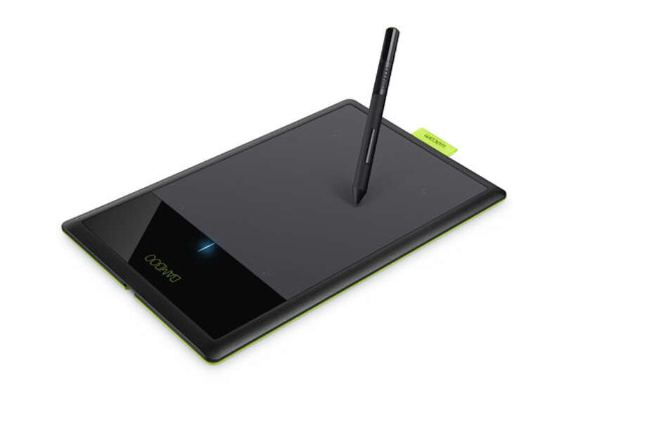 Tech Gifts - Bamboo Splash: This pen and tablet combo is perfect for the artist who's always wanted to jump from paper to computer screen. The Bamboo Splash pen mimics chalks, oils, pencils and watercolors so you can draw, sketch and paint with results comparable to an off-screen canvas. Bamboo Splash includes ArtRage and Autodesk software and runs on PC and Mac. $79.99 at Best Buy. Photo: Handout, Express-News / 2011 Wacom Technology Corporation