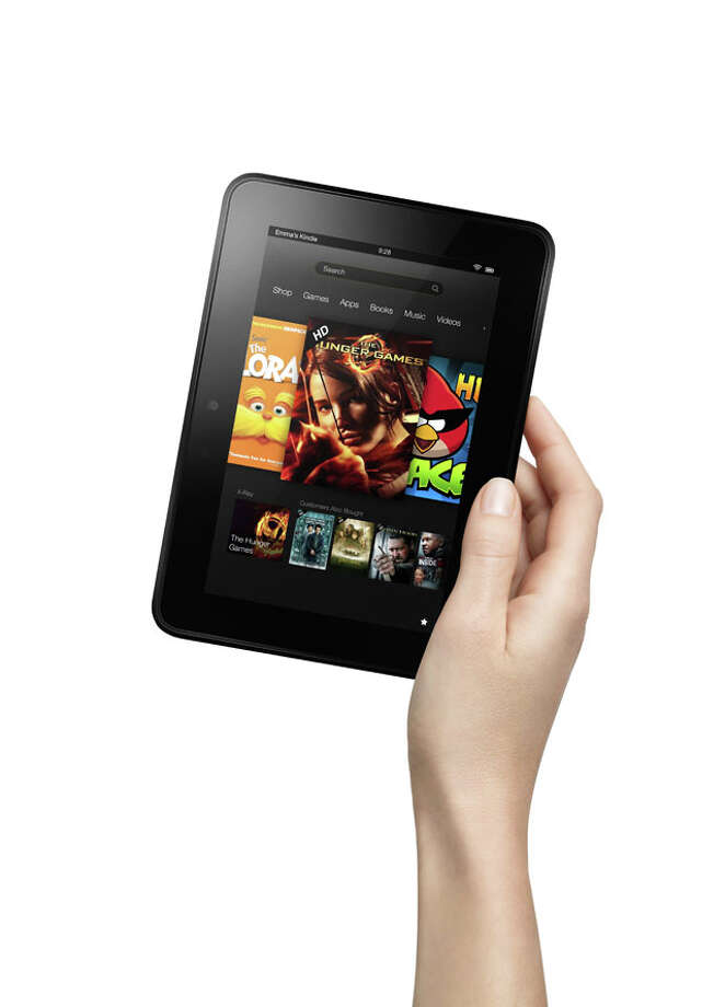 Tech Gifts -Kindle Fire HD ($199 at Amazon.com) Photo: Handout, Express-News