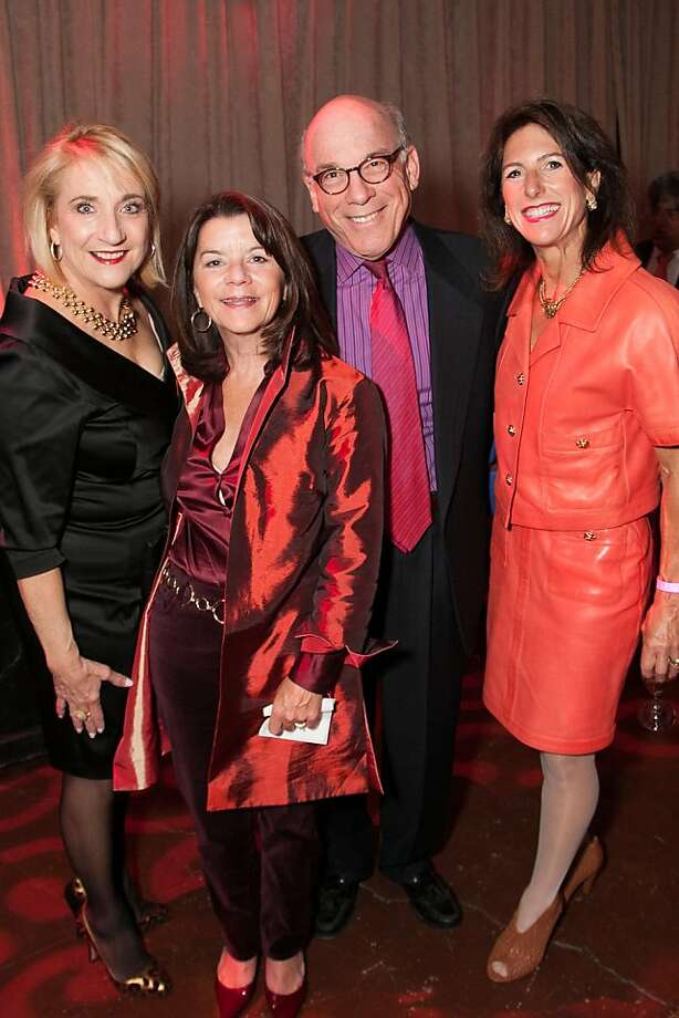 Deborah Avakian, Kathy Balestreri, Ed Schuller and Lisa Schuller. Photo: Drew Altizer Photography