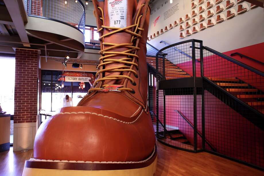 "Just in time for holiday shopping and travel reservations, Consumer Reports has released a list of companies that are ""naughty"" or ""nice"" in how they treat customers, at least when it comes to one specific policy. The list includes retailers, supermarkets, service businesses and airlines. We'll begin with the ""nice"" and retailer Red Wing Shoes. The Work Boot maker promises to exchange or refund your purchase within 30 days if ""you are not satisfied with the comfort of your Red Wing footwear for whatever reason ... no questions asked."" Photo: Axiom71/Wikimedia Commons"