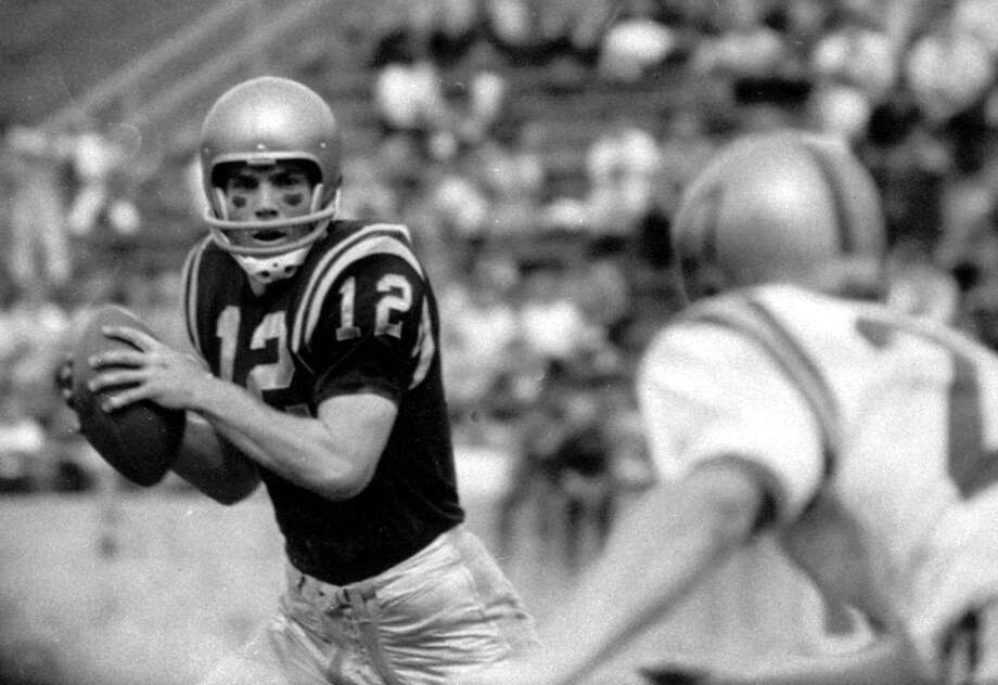 1963: Roger Staubach 
