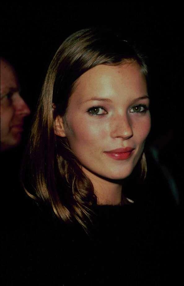 The '90s also saw the rise of Kate Moss as a Calvin Klein model, in which she appeared topless in ads with Mark Wahlberg.  Photo: Time & Life Pictures, Time Life Pictures/Getty Images / Time & Life Pictures
