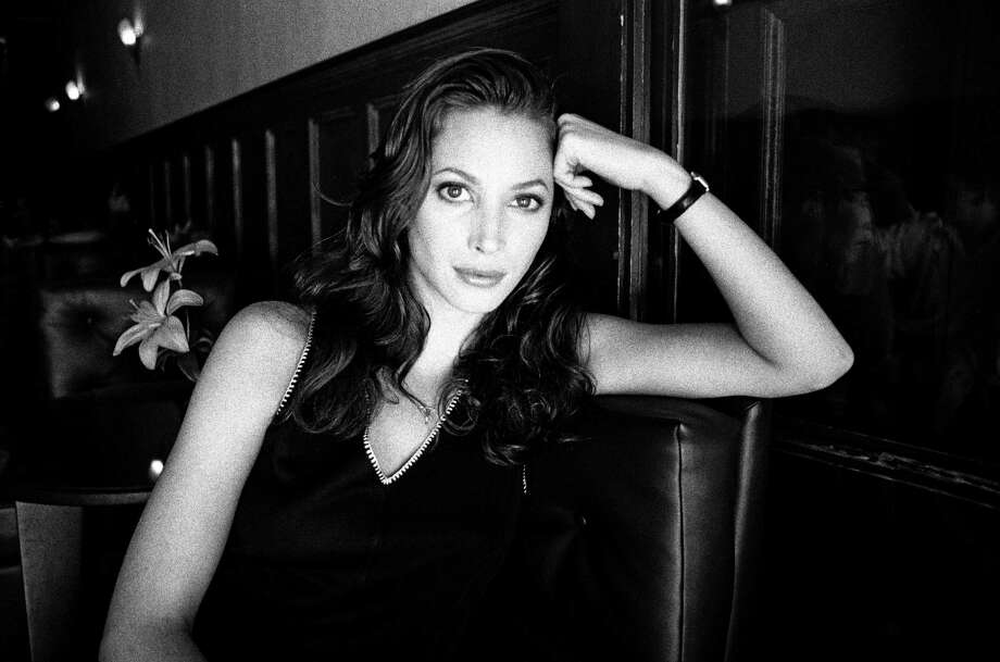Christy Turlington in 1996.  Photo: Catherine McGann, Getty Images / 1996 Catherine McGann