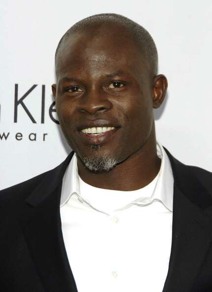 Djimon Hounsou in 2007.