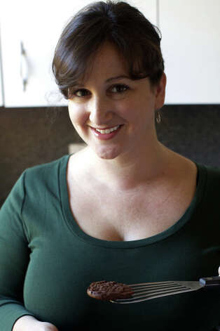 "New Yorker Deb Perelman started her ""Smitten Kitchen"" blog in 2006. With millions of readers, she has turned it into her fulltime job and will be at the Darien Library on Nov. 26 to talk about her debut book, ""The Smitten Kitchen Cookbook"" which has just been published by Knopf. Photo: Contributed Photo"