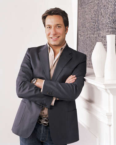 "Designer Thom Filicia will talk about his new book, ""American Beauty: Renovating and Decorating a Beloved Retreat"" at the Wakefield Design Center in Stamford on Thursday, Nov. 29. Photo: Contributed Photo"