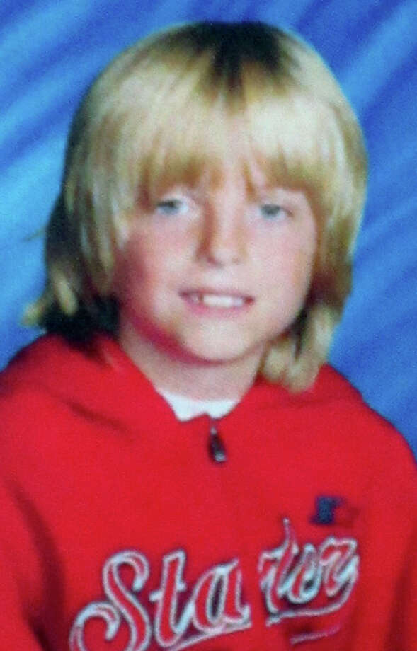 Nicholas Fratino, a fourth-grade student at Sarah Noble Intermediate School in New Milford. Photo: Contributed Photo