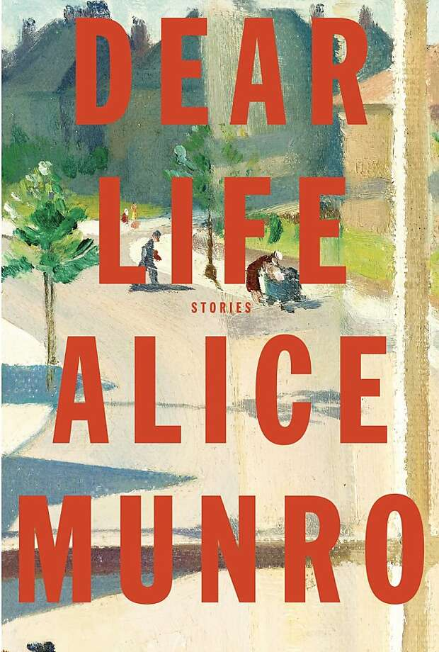 Dear Life, by Alice Munro Photo: Knopf