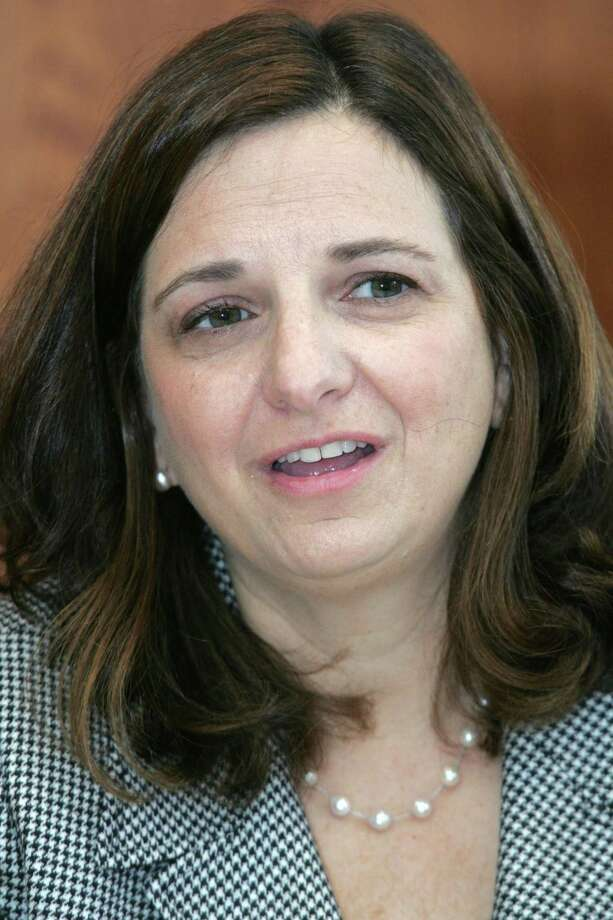 Board of Education member Leslie Moriarty Photo: File Photo, ST / Greenwich Time File Photo