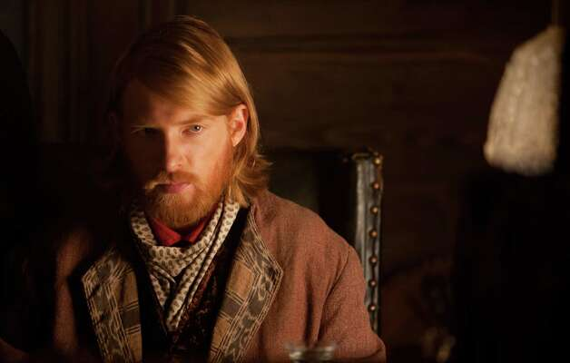 Domhnall Gleeson stars as Levin in director Joe WrightâÄôs bold, theatrical new vision of the epic story of love, Anna Karenina, a Focus Features release. Credit: Laurie Sparham Photo: Laurie Sparham / © Focus Features