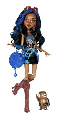 Monster High Robecca doll ($12.99/ages 6-plus) Photo: Courtesy
