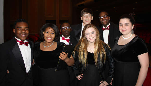 All-Region choir members Photo: Courtesy Photo