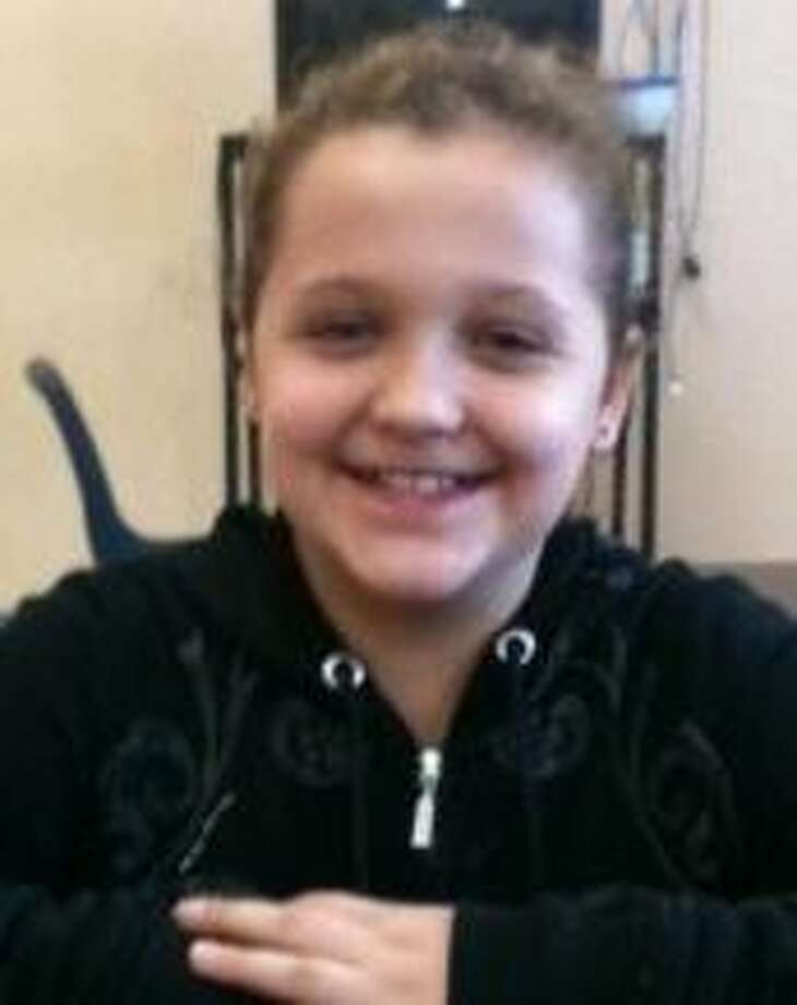 Savannah Hurley was kidnapped on Monday afternoon. Photo: Amber Alert