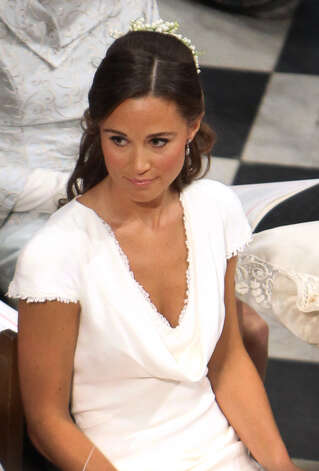 2011: Pippa Middleton Photo: Clara Molden, Associated Press / AP2011