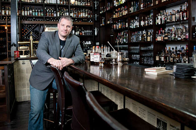 Best New Bar: Canon. Virtuoso mixologist Jamie Boudreau serves up some of the best drinks in Seattle at Canon. For the full review, visit Seattle Magazine. (Mariana Kajlich) Photo: Seattle Magazine