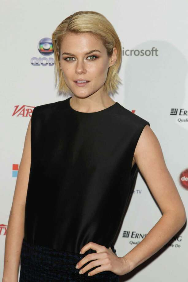This Nov. 19, 2012 photo released by Starpix shows Australian actress Rachael Taylor at the 40th International Emmy Awards in New York. Photo: Andrew Toth, AP / STARPIX