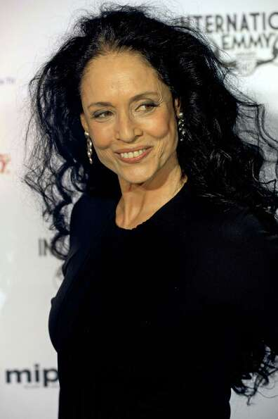 Brazilian actress Sonia Braga arrives for the 40th International Emmy Awards,  Monday, Nov. 19, 2012