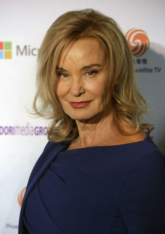 "Actress Jessica Lange from the FX series, ""American Horror Story,"" arrives for the 40th International Emmy Awards,  Monday, Nov. 19, 2012 in New York. Photo: Henny Ray Abrams, AP / FR151332 AP"