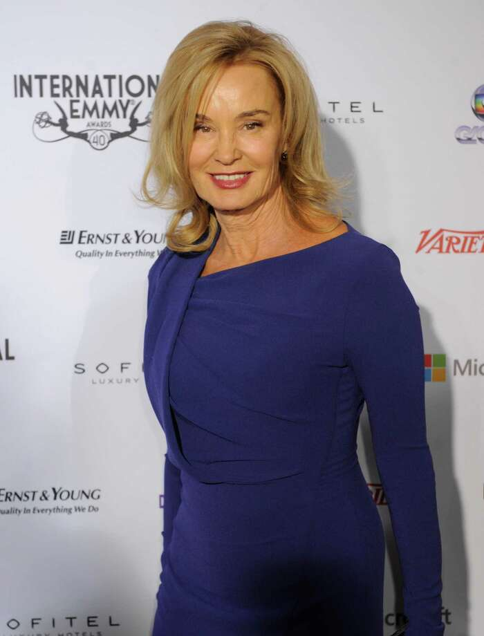 "Jessica Lange from the FX series, ""American Horror Story"" arrives for the 40th International Emmy Awards,  Monday, Nov. 19, 2012 in New York. Photo: Henny Ray Abrams, AP / FR151332 AP"