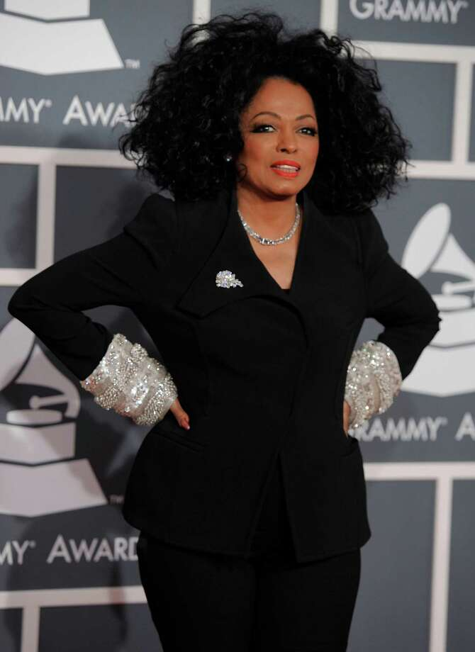 """A packed house simply refused to leave until the glamorous diva returned for a second encore on a night when she belted out """"I'm Coming Out"""" and cooed Supremes hits """"You Can't Hurry Love"""" and """"Love Child."""" Photo: Chris Pizzello, Associated Press / AP"""