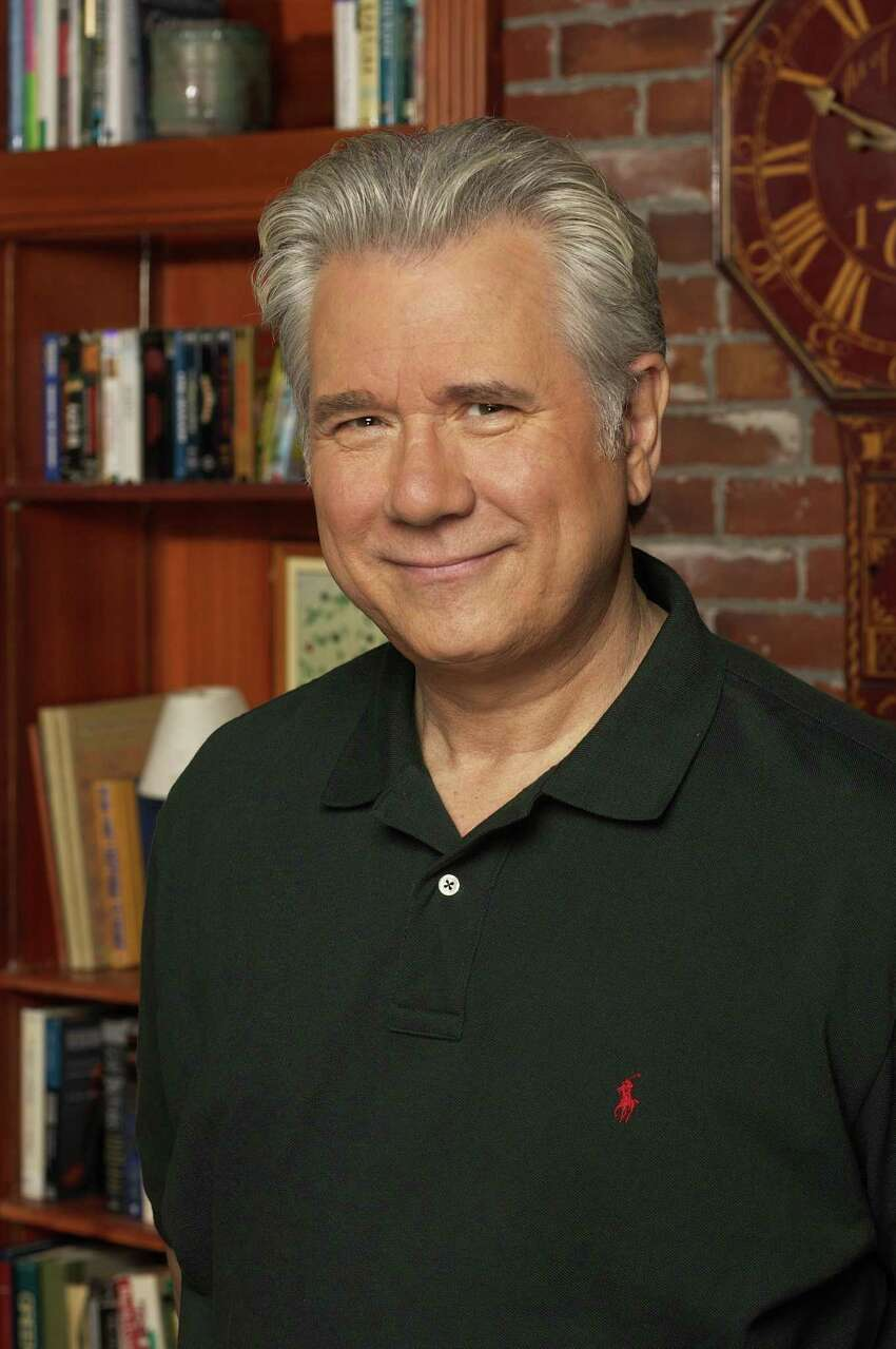 ... is John Larroquette. You didn't see him in