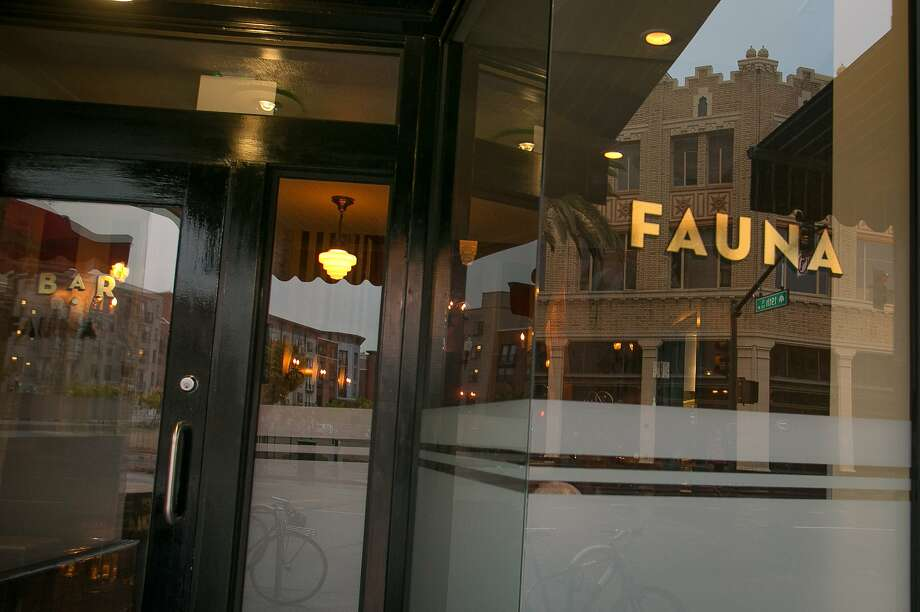 The exterior of Fauna in Oakland, Calif., is seen on Friday, November 16th, 2012. Photo: John Storey, Special To The Chronicle