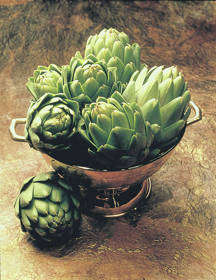ARTICHOKES Photo: Express-News File Photo