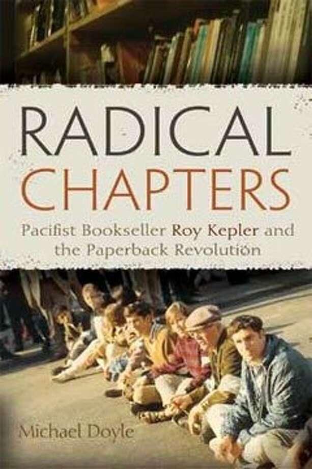 Radical Chapters, by Michael Doyle Photo: Syracuse University Press