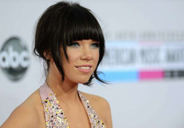Carly Rae Jepsen Photo: Jason Merritt / 2012 Getty Images