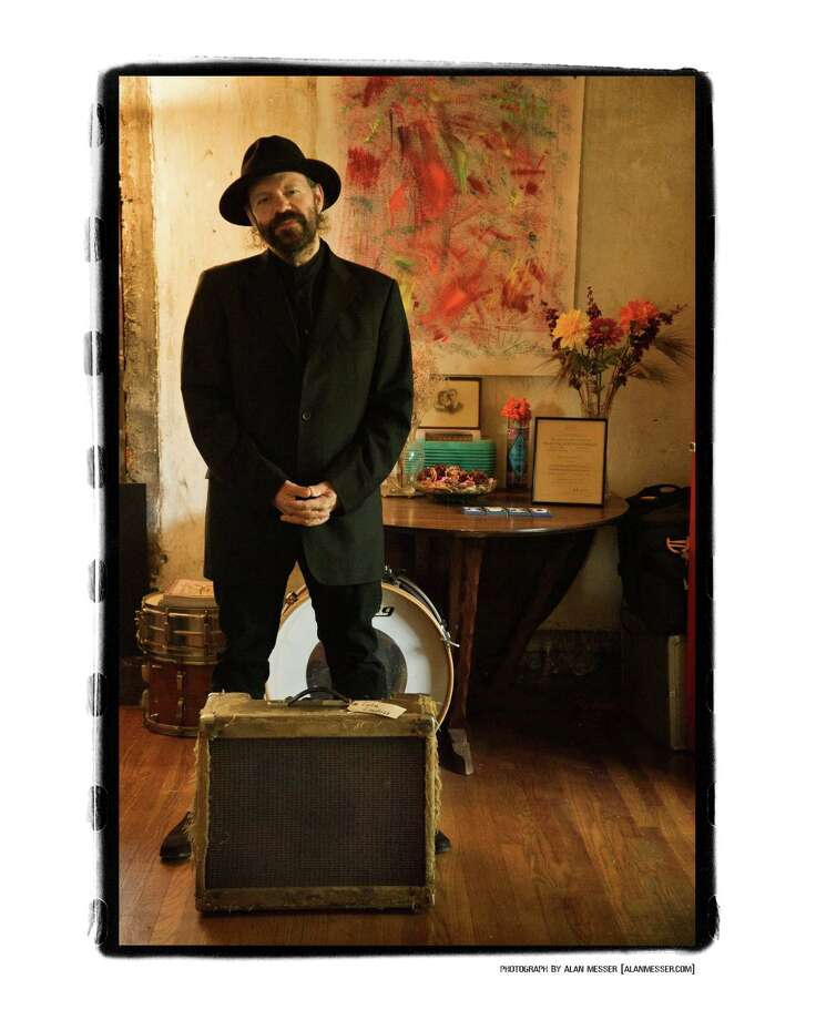 "Colin Linden's ""Still Live"" is a showcase of the blues and more. Photo: Yellow Dog Records / © Alan MESSER [www.alanmesser.com] / Licensed to Yellow Dog Records"