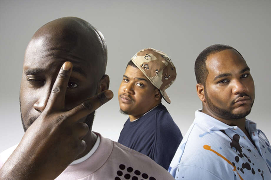 De La Soul/hiphopwired.com / MO DAOUD