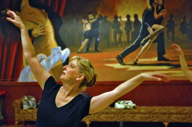 Nacre, the Capital Region?s historic dance company. Photo: PHILIP KAMRASS / 00000446A