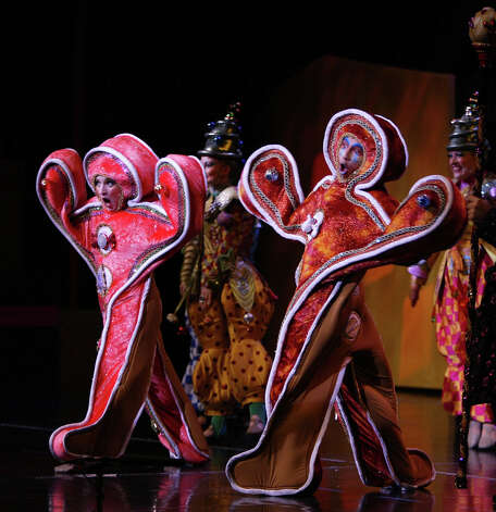 Cirque Dreams Holidaze plays the Proctors Mainstage from December 28 to 30, 2012. (Proctors)