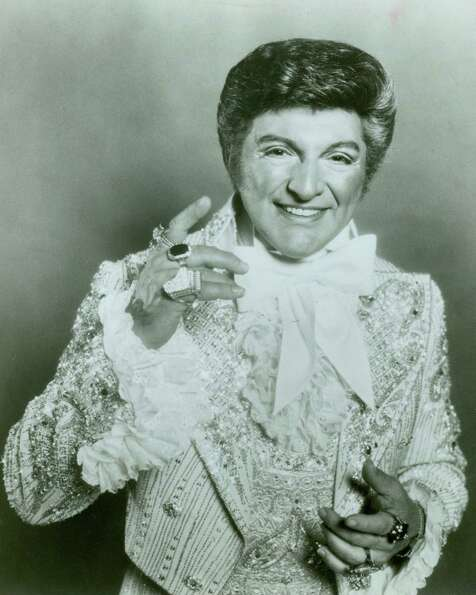Entertainer Liberace died in 1987.