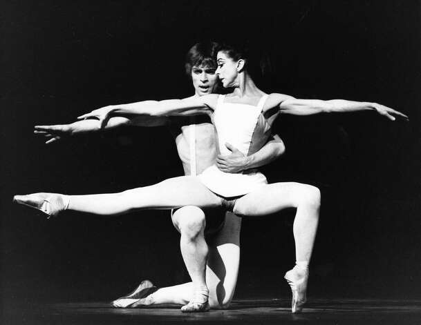 Celebrated dancer Rudolf Nureyev died in 1993 at the age of 54. Photo: Reg Wilson, Rex USA / ONLINE_YES