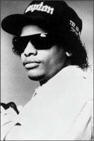 "Rapper Eric ""Eazy E"" Wright died in 1995. Photo: File Photo"