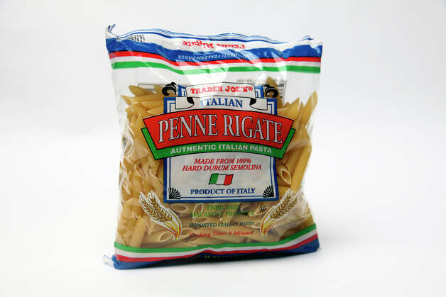 Trader Joe's Italian Penne Rigate Photo: Juanito M.Garza, San Antonio Express-News / San Antonio Express-News