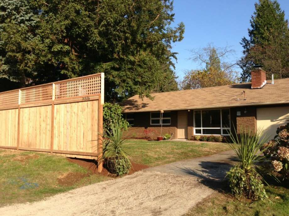 Next comes 14326 17th Ave. N.E. The 1,424-square-foot home, built in 1954, has three bedrooms, one bathroom, a family room, bamboo flooring and cabinets, a mud/laundry room and a back deck on a 6,315-square-foot lot. It's listed for $334,950. Photo: Courtesy Rose Johnson/Windermere Real Estate
