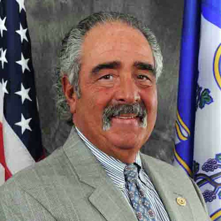 Louis P. DeMici President of Danbury Professional Fire Fighters, Local 801 Photo: Contributed Photo / The News-Times Contributed