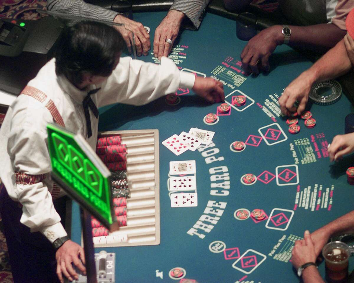 Lawmakers should allow Texas voters to decide whether they want to bring casino gambling to the state. (Cliff Schiappa / Associated Press)