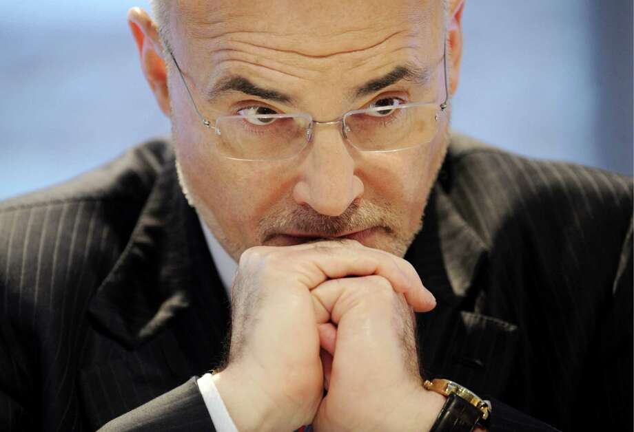 """Former HP leader Leo Apotheker, shown in 2010, said Tuesday he was """"stunned and disappointed"""" to learn of the allegations against Autonomy. Photo: Thomas Lohnes, SUB / dapd"""