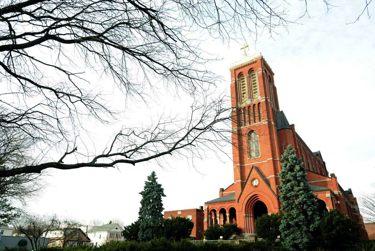 The Church of St. Patrick in Watervliet, N.Y., Tuesday Nov. 20, 2012. (Michael P. Farrell/Times Union archive)