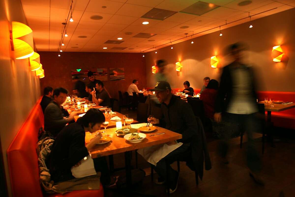 Charles Phan's new Chinese restaurant, Heaven's Dog, in San Francisco, Calif., on Friday, March 6, 2009.