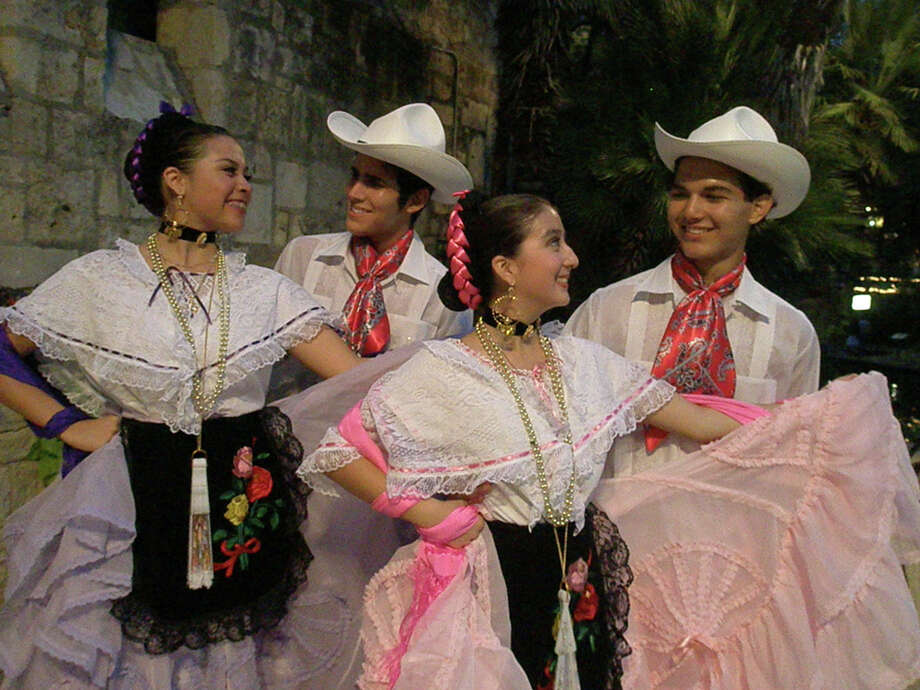 """FIESTA DE NAVIDAD"": Performance by the Guadalupe Dance Academy featuring traditional dances of Mexico and Spain. 7 p.m. Dec. 21 at the Guadalupe Theater,  1301 Guadalupe St.,  210-271-3151. $10. Photo: COURTESY PHOTO"