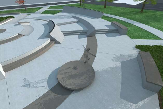 Slated to be completed in April 2013, the Beaumont skateboard park will be located at the corner of Magnolia and Laurel streets. The park is designed by the Austin-based SPA Skateparks, which has designed a number of public facilities across the state. Photo: SPA Skateparks